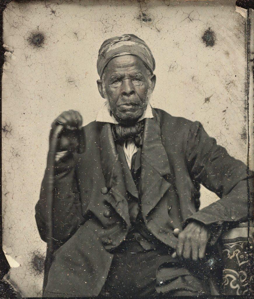 سعيد بن عمر الذي عاني من العبودية في أمريكا
