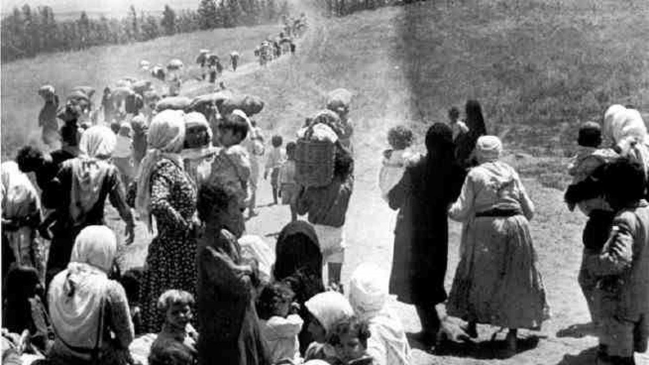 إخراج الفلسطينيين من ديارهم (1948)