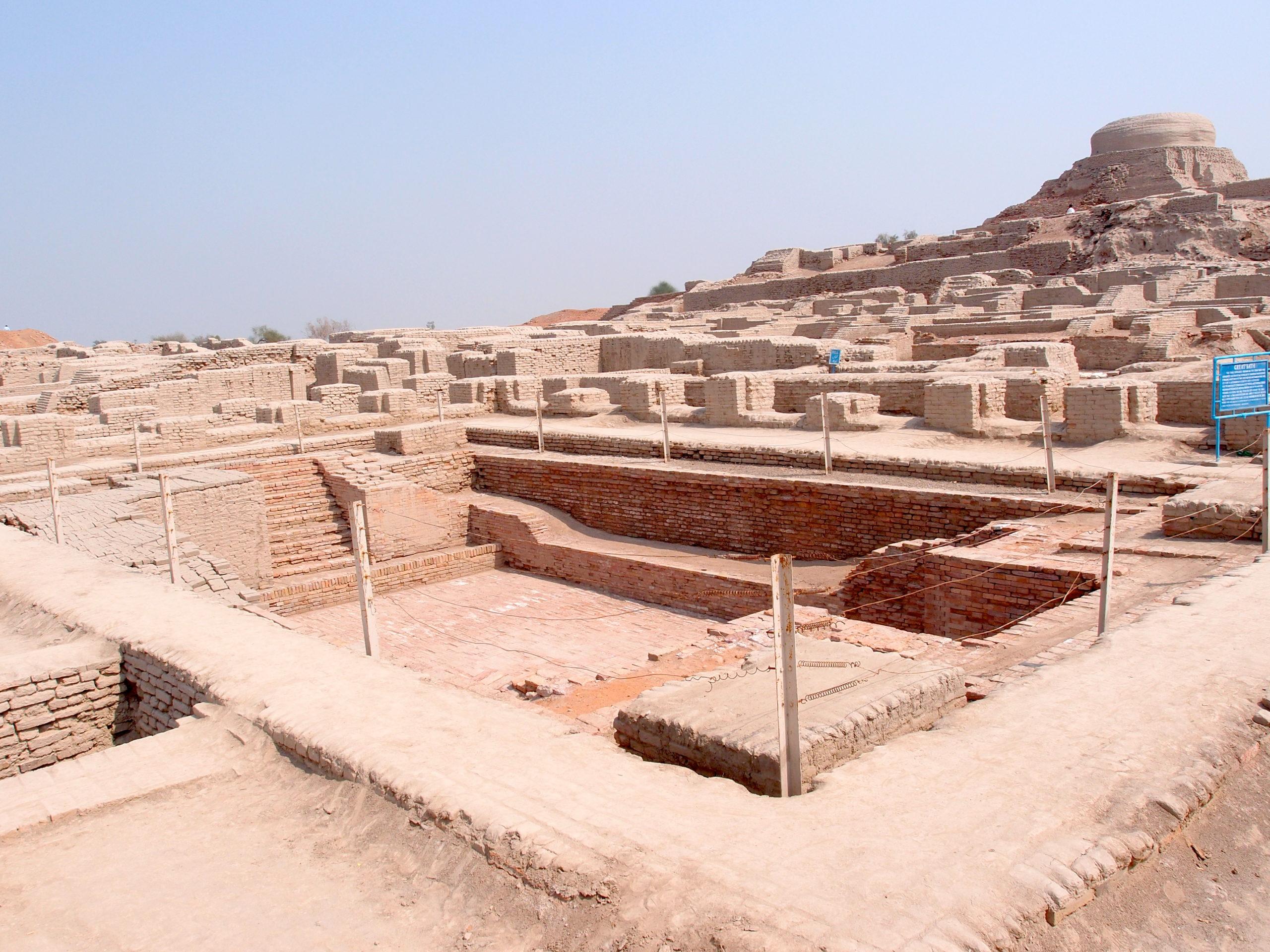 موقع موهنجو دارو الأثري