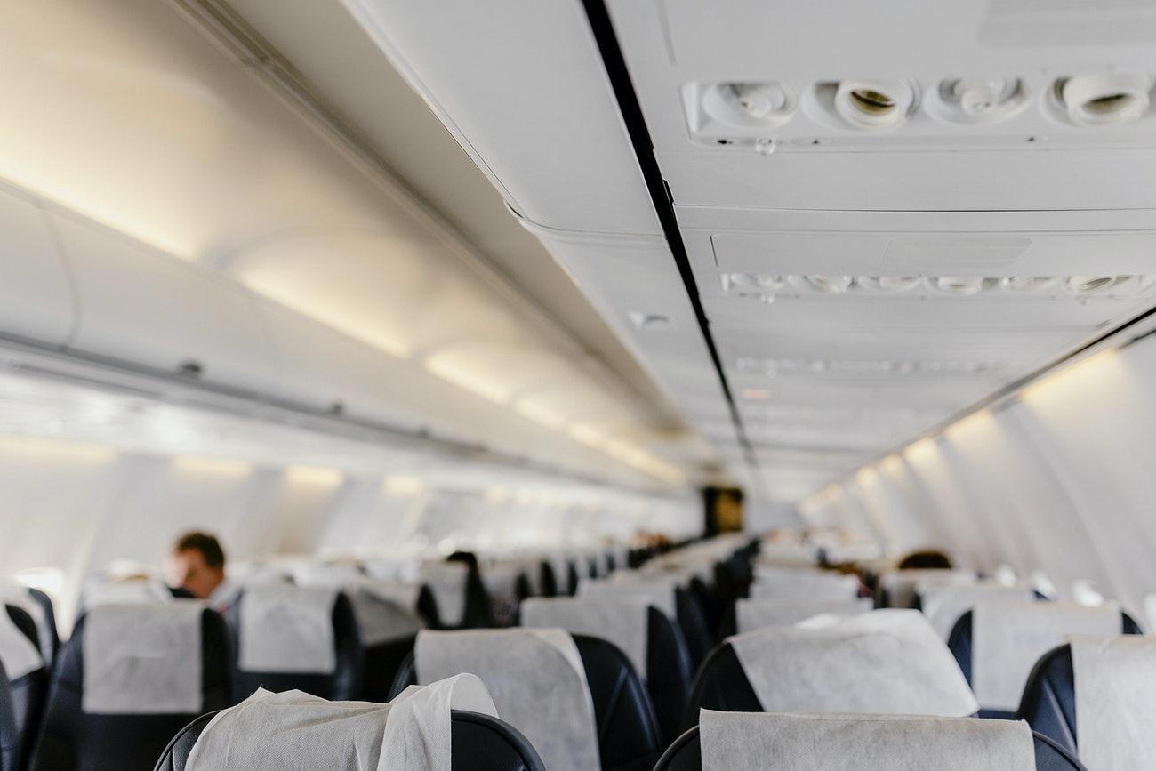 تخفيف حمولة الطائرة
