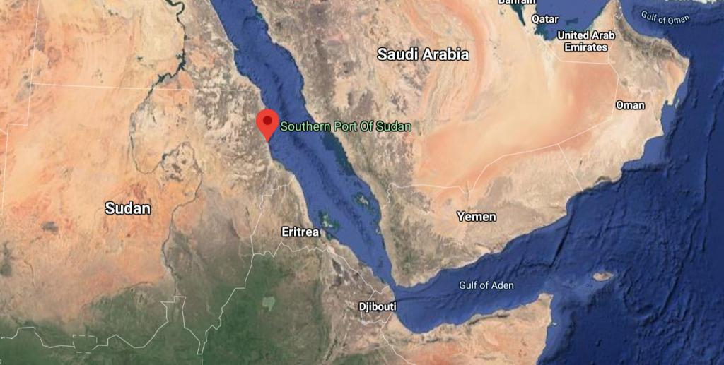 مينا بورتسودان - موانئ دبي
