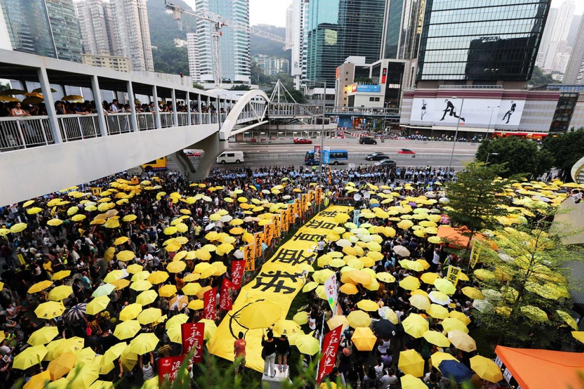 ثورة المظلات