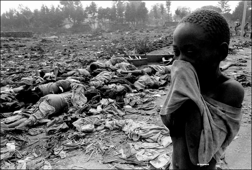 الإبادة الجماعية للتونسي في رواندا
