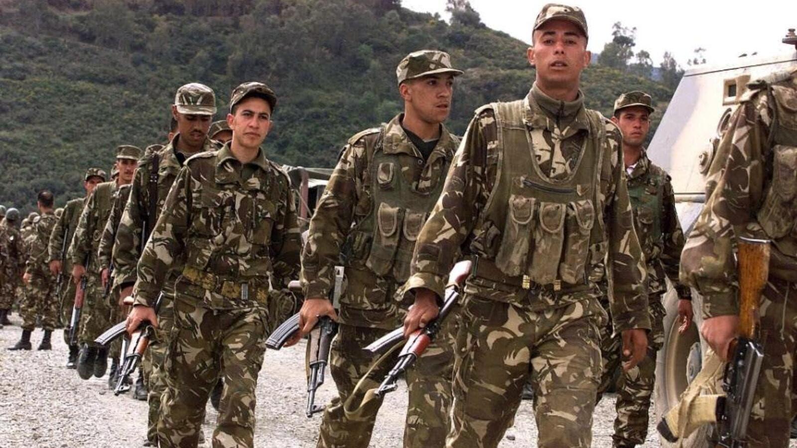 الجيش الجزائري ثاني أقوى جيش في أفريقيا