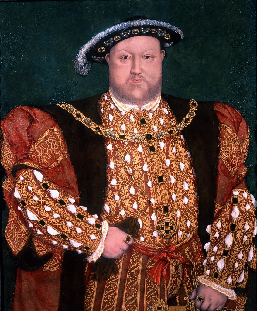 الملك هنري الثامن