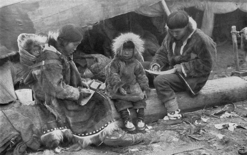سكان من الإنويت
