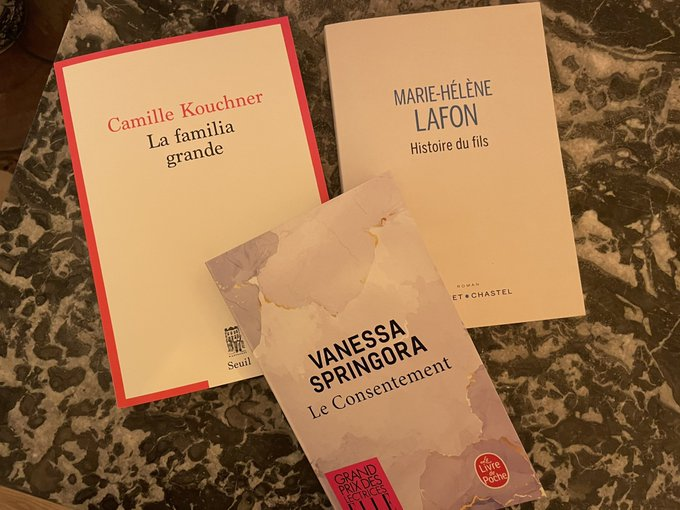 كتاب سبرينغورا إلى جانب كوشنيير