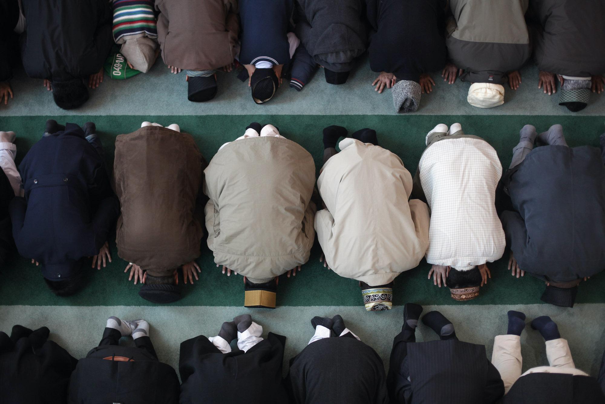 العلمانية الإسلام