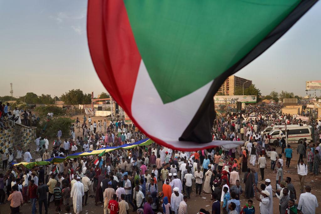 السودان الديمقراطية