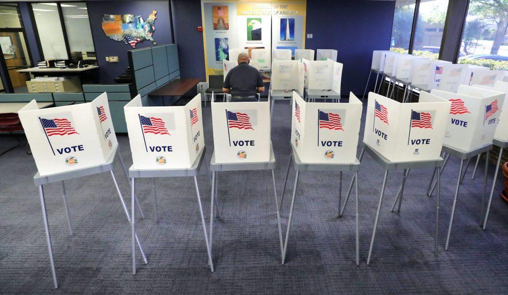الانقسام الانتخابات الأمريكية 2020 فلوريدا