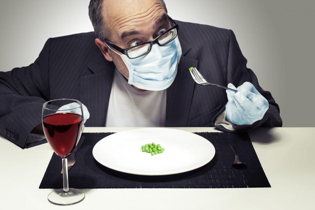 - الشعور بالجوع - حساسية الطعام