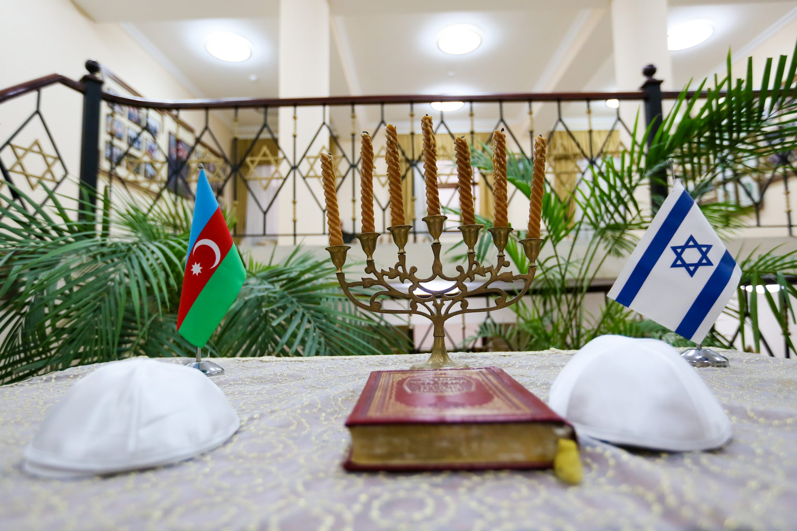 أذربيجان إسرائيل