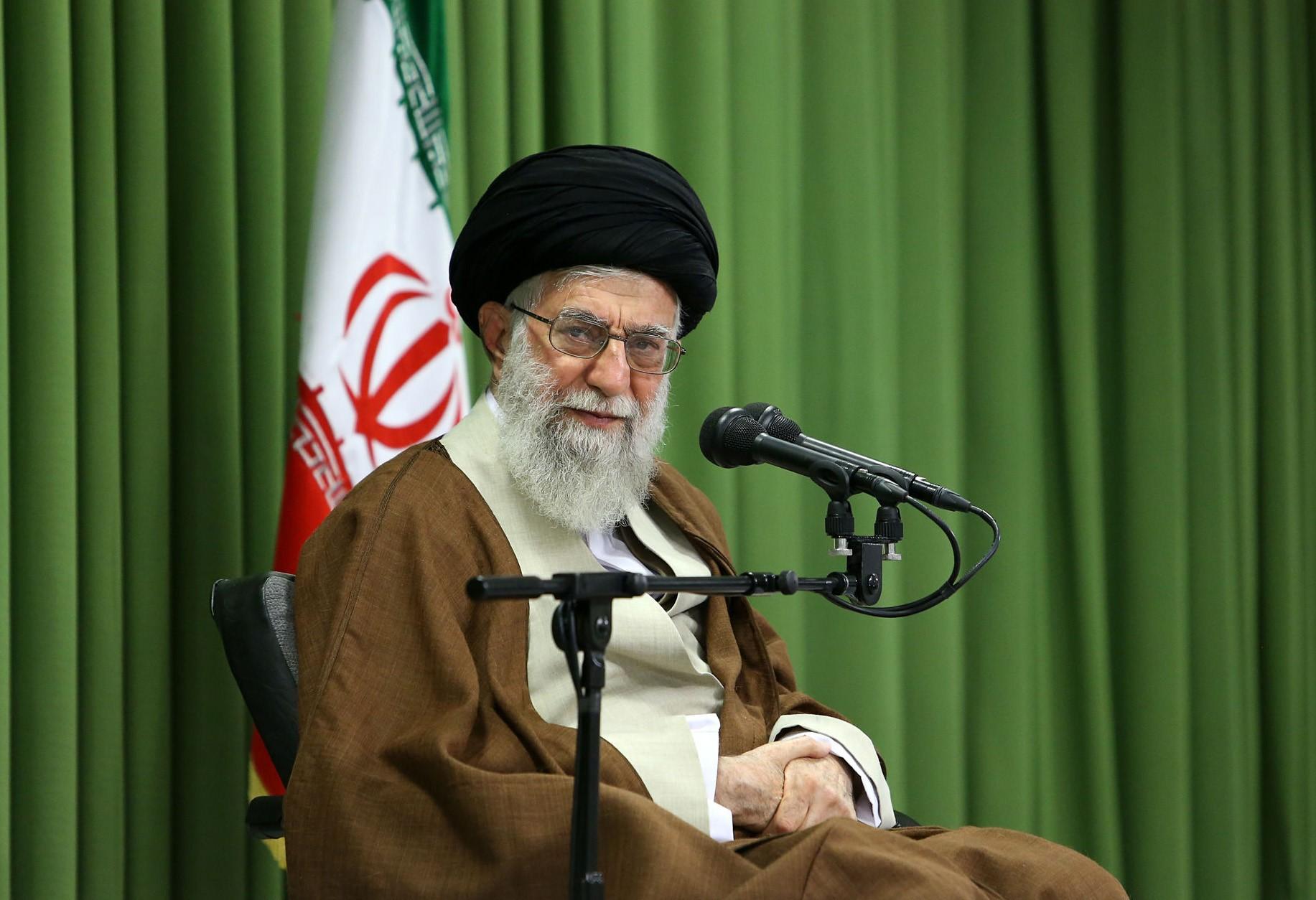 خامنئي إيران - ما الذي تريده إيران في أفغانستان؟