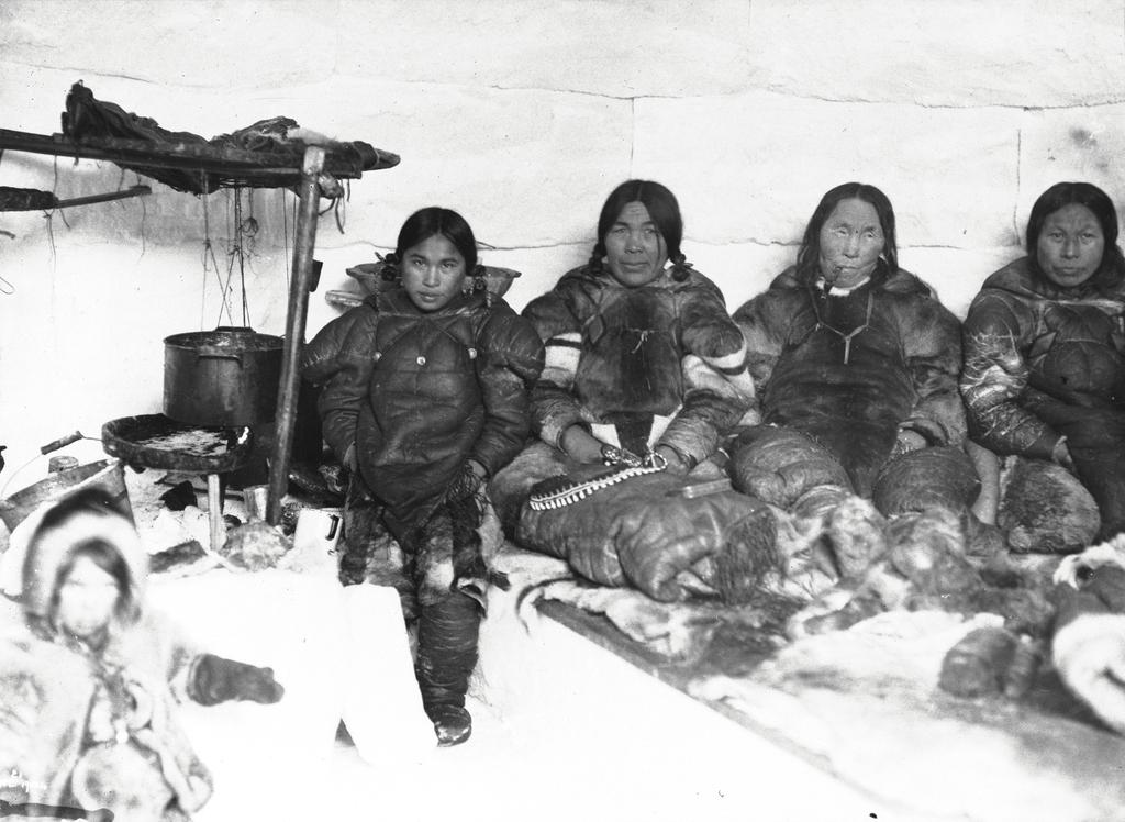 لفظ الإسكيمو لا يفضله السكان الأصليون