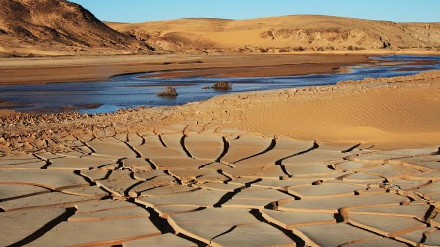 نقص هطول الأمطار سبب نقص في المياه