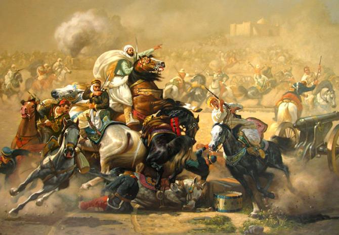 المقاومة الجزائرية