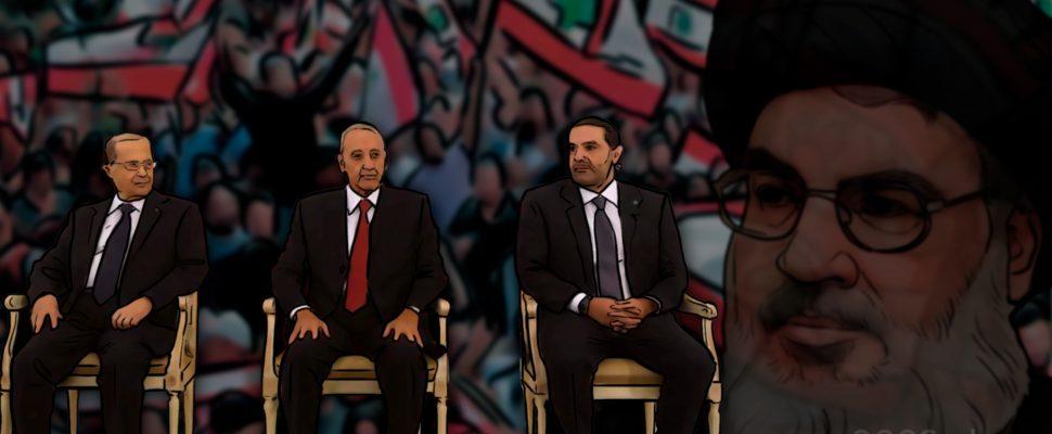 تظاهرات لبنان موجة جديدة من الربيع العربي